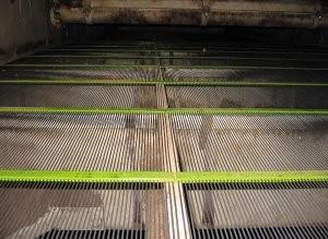 LFM Harp Wire improves speed in screening