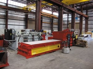 REB-2 balers handle everything from radiators to OCC