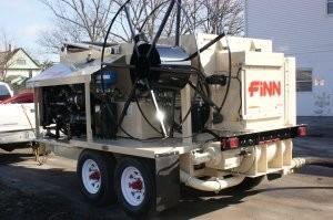 FINN Launches New Bark & Mulch Blower