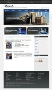 Conval launches new website