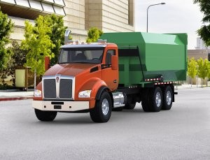 Kenworth launches T880 vocational truck to correspond with 90th anniversary