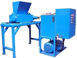 Patented Single 50 shredder combines dual shaft and granulator technologies