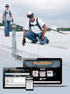 Do-it-yourself roof safety systems