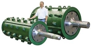 Range of wear parts for auto and scrap metal shredders