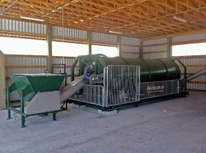 Enviro-Drum in-vessel composting system