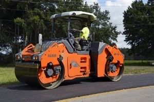 New Hamm HD+ i-Series Rollers are Tier 4i-Compliant