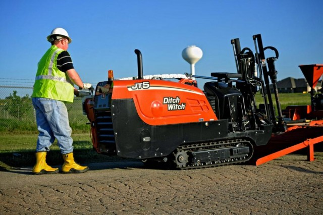 Jt5 Horizontal Directional Drill Heavy Equipment Guide