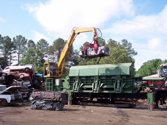 Rb Car Company >> Sierra RB6000 - Car Logger/Baler - Recycling Product News