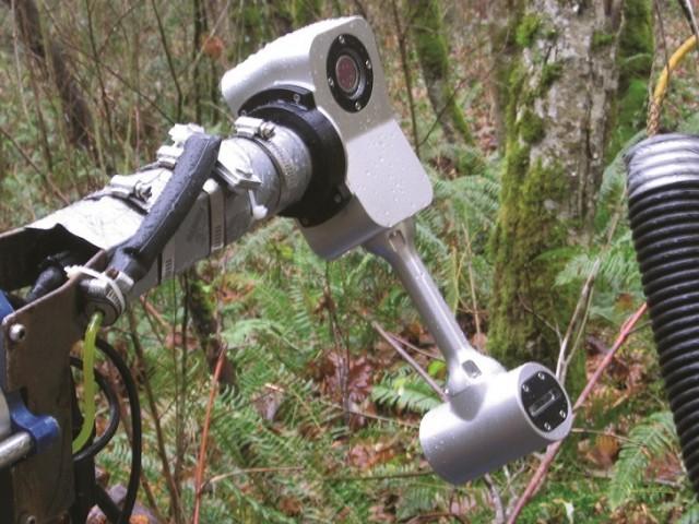 ULS-200 underwater laser scanner from 2G Robotics.