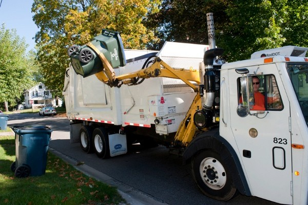 Updated fleet shines for City of Cuyahoga Falls