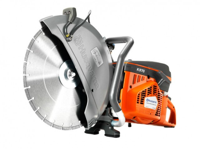 The New Husqvarna K 970 – Power Cutter