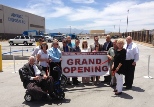 Advance Disposal Co. Opens 50TPH MSW MRF In California
