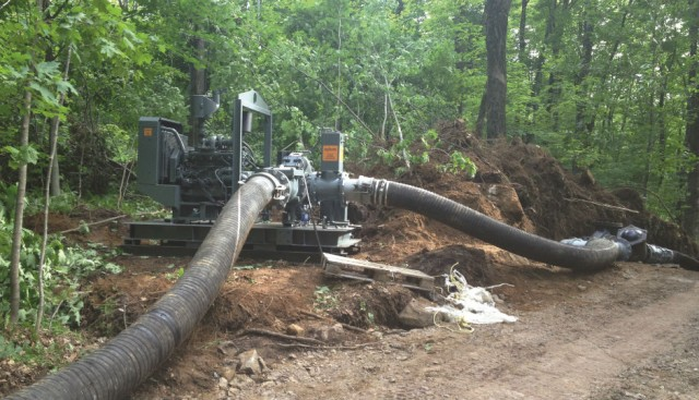 Emergency Response To Major Oil Spill Saves City's Water Supply