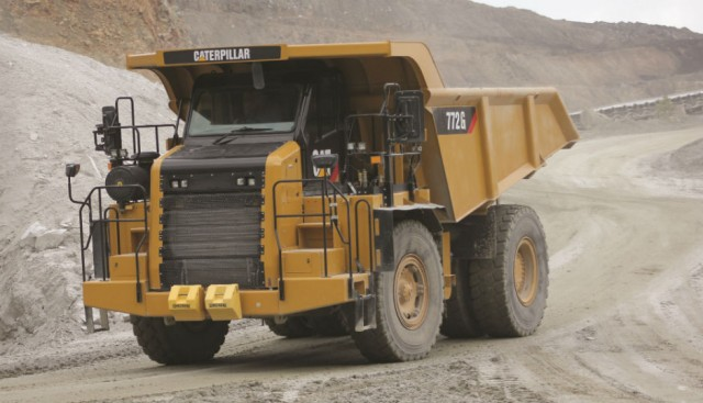 Caterpillar Off-Highway Trucks Have New Control Features, Refined Drive-Train and Better Fuel Economy