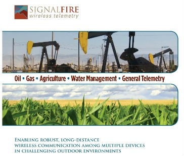 SignalFire Wireless Telemetry Product Catalog Offers  Monitoring and Control Solutions for Challenging Environments