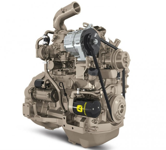 John Deere Introduces Additional 2.9L Gen-Drive Engine Ratings