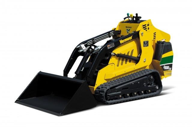 S800TX - Vermeer - Heavy Equipment Guide
