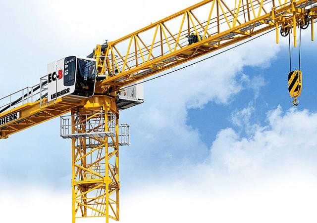 Tower Crane Guide : Ec b construction crane heavy equipment guide