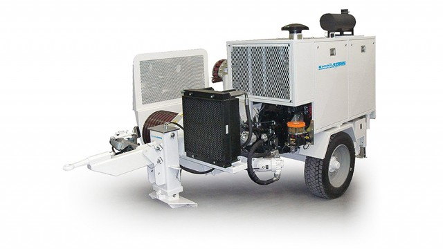 Horizontal Hydraulic Puller : Ars hydraulic puller canadian underground