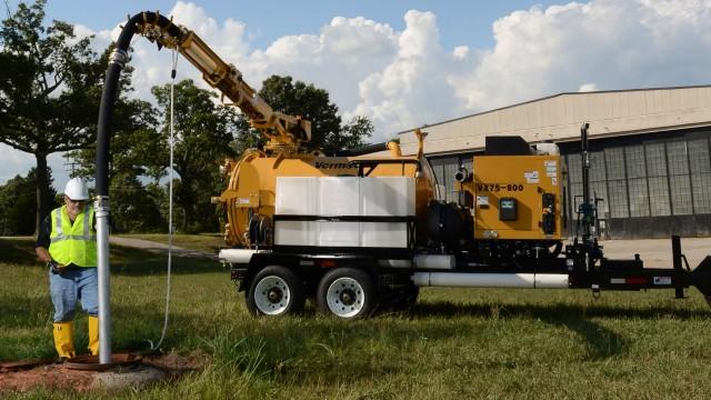 "VX75 High CFM 5"" Diesel Series"