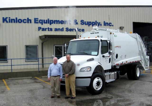 Kinloch Joins New Way Dealer Network