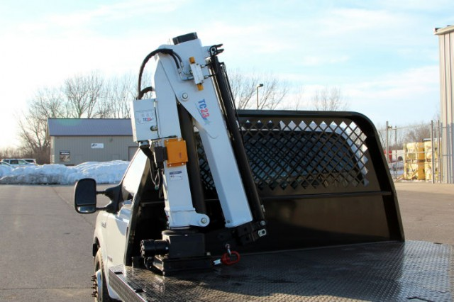 Stellar Industries Introduces New T-Boom Style Hydraulic Cranes