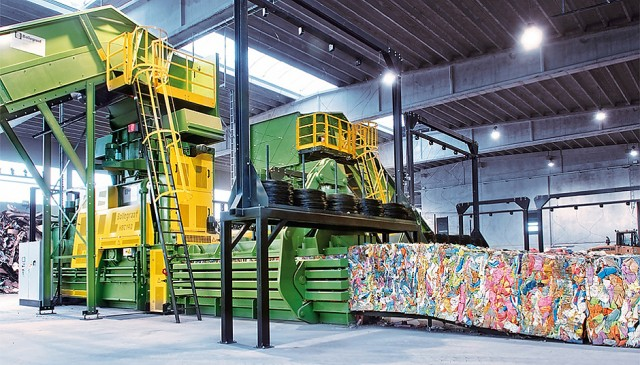 – Bollegraaf Recycling Solutions