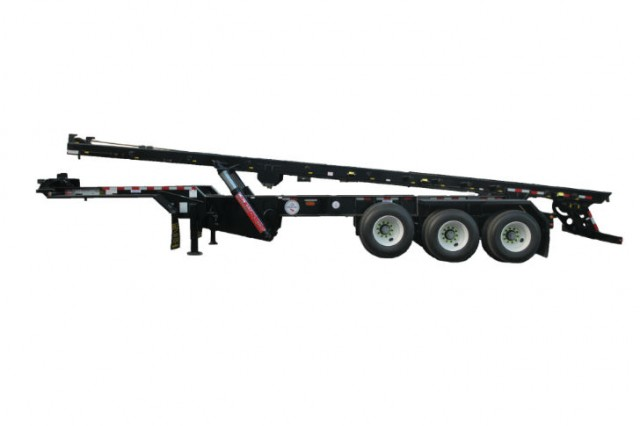Roll Off Trailer : The BENLEE Conventional