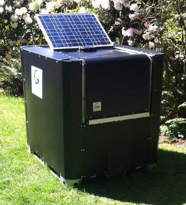 Green Mountain Technologies Launches The Earth Cube