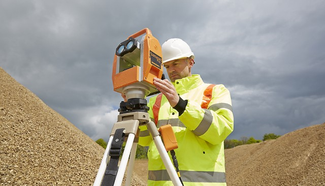 Quarryman Pro Laser Scanner System Heavy Equipment Guide