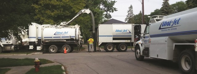 Winnipeg sewer cleaning company offers custom-fit solutions
