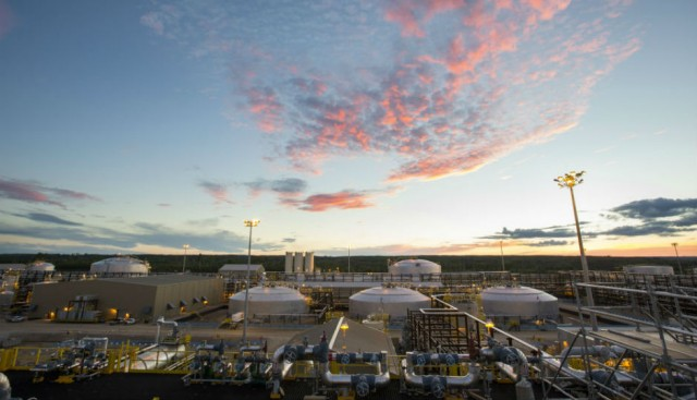 ConocoPhillips Safely Delivers First Oil at Surmont 2