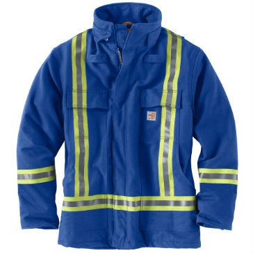 Carhartt Announces High Visibility Safety Apparel in Eight New Styles