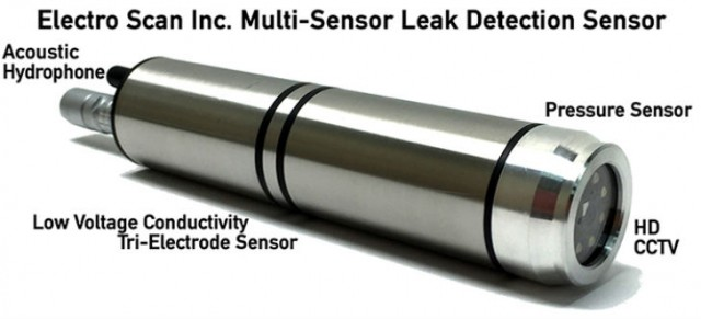 Electro Scan Inc. Announces Game Changing Water Leak Detection Technology