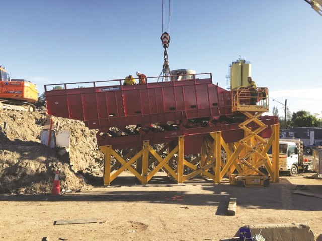 GK sorting system provides needed efficiency for C&D recycler