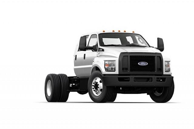 2016 F 750 Sd Gas Straight Frame Commercial Trucks