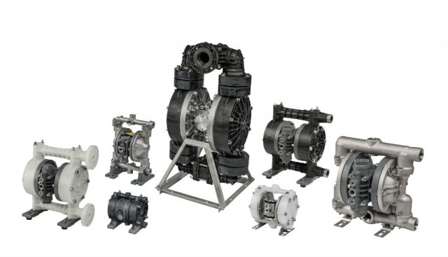 Iwaki America introduces IWAKI AIR Air-Operated Double-Diaphragm Pumps