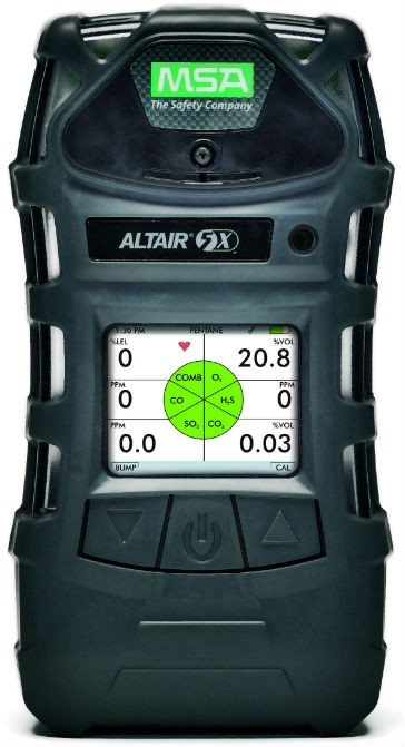 MSA's ALTAIR 5X Multigas Detector Now With PID and Integrated Bluetooth Provides Safety at the Speed of Now