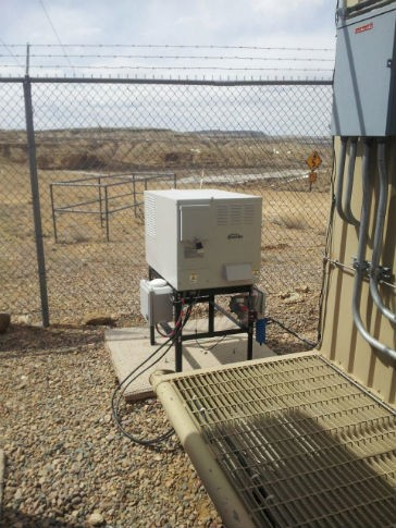 Acumentrics RP Family propane and natural gas fuel cell generators.