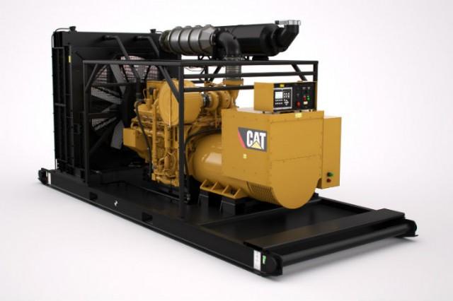 CG137-12 oilfield gas generator