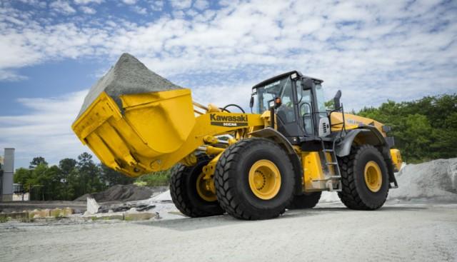 90Z7 Tier 4i wheel loader