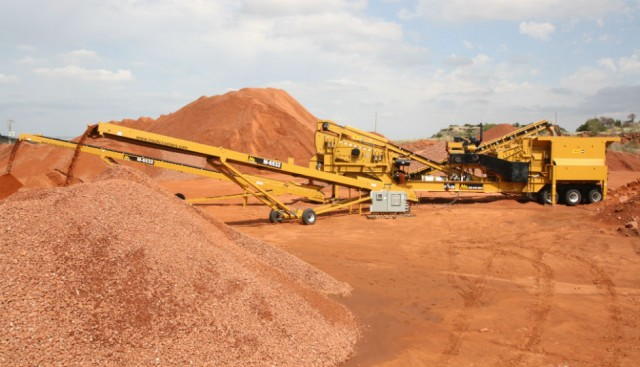 RDS-20 Primary Crushing Plant.