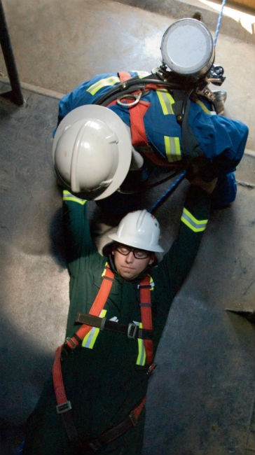 Development of safety plans surrounding confined space and other situations can be effectively developed by outsourcing safety programs to independent companies.
