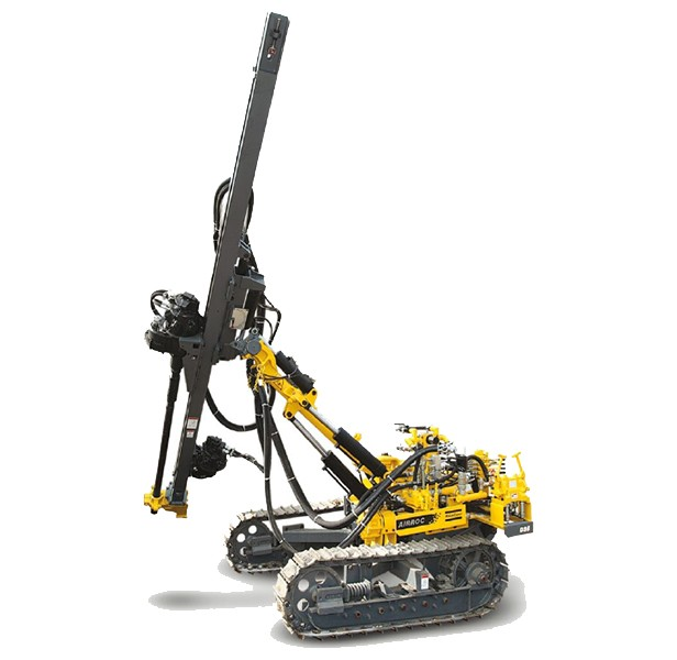 Airroc D35 Dth Drill Rig Heavy Equipment Guide