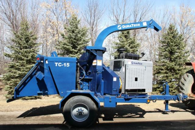 TC-15 Tree Chipper