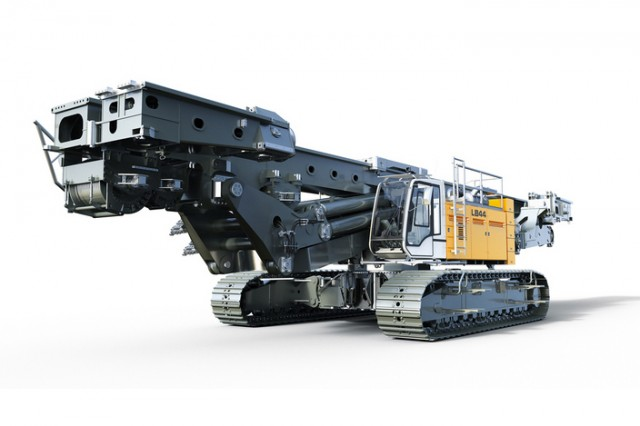 lb 44 rotary drilling rig heavy equipment guide. Black Bedroom Furniture Sets. Home Design Ideas