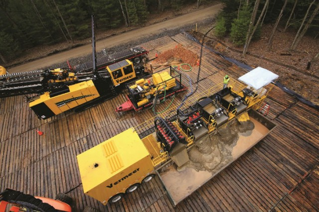 HDD is being used in larger jobs throughout the oil and gas pipeline installation and replacement industry.