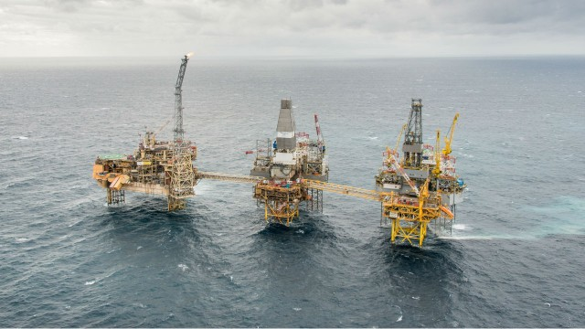 The first Total E&P UK offshore asset to have access to Asset Guardian will be the Elgin-Franklin in the North Sea.