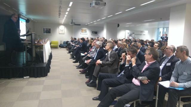 Presentation of Eric Liégeois, European Commission.