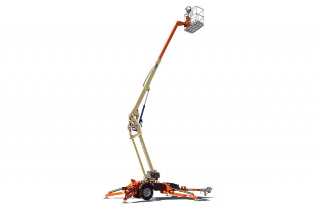 T350 Tow Pro Boom Lift Heavy Equipment Guide